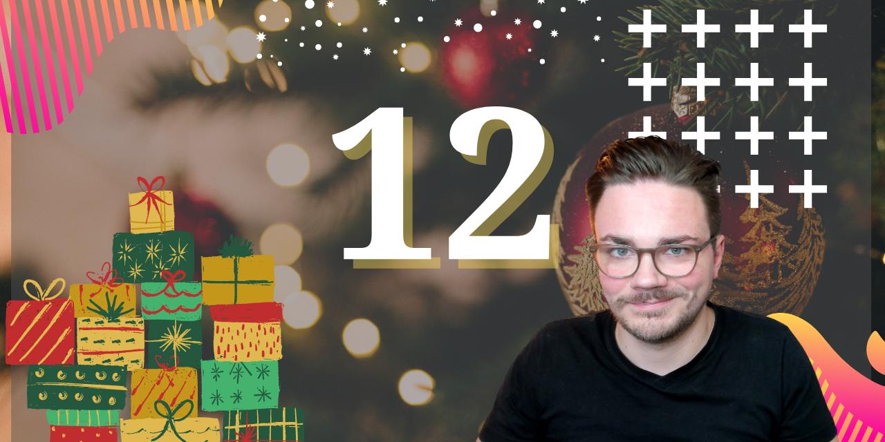 12 –  package.json der Aufbau der Datei